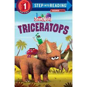 Triceratops (Step Into Reading. Step 1) - by StoryBots (Paperback)