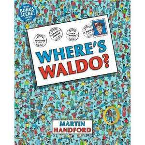 Where's Waldo? - by Martin Handford (Paperback)