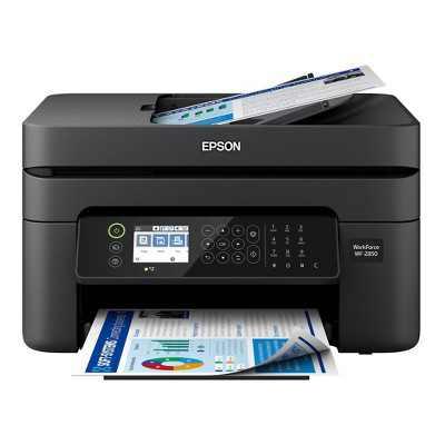 Epson WorkForce Wireless Printer w/ADF (WF-2850)