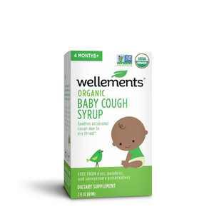 Wellements Organic Baby Cough - 2 fl oz