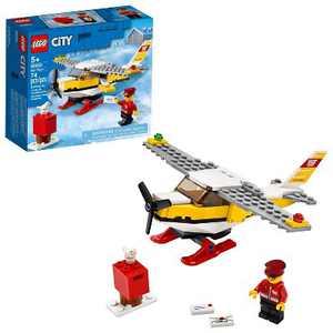LEGO City Mail Plane Building Set 60250