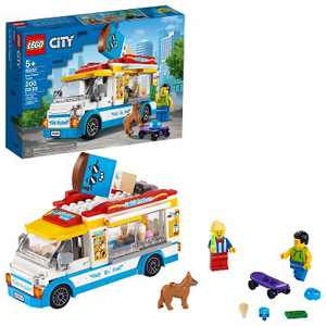 LEGO City Ice-Cream Truck Cool Building Set 60253