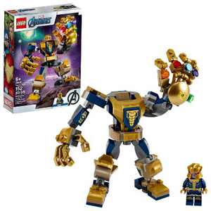 LEGO Marvel Avengers Thanos Mech Cool Action Building Toy 76141