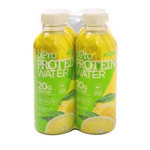 BiPro Protein Water - Lemon - 4ct/16.9 fl oz