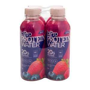 BiPro Protein Water - Berry - 4ct/16.9 fl oz