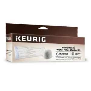 Keurig Short Handle Water Filter Starter Kit