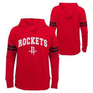 NBA Houston Rockets Girls' Post Up French Terry Hoodie
