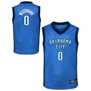 NBA Oklahoma City Thunder Toddler Boys' Russell Westbrook Jersey