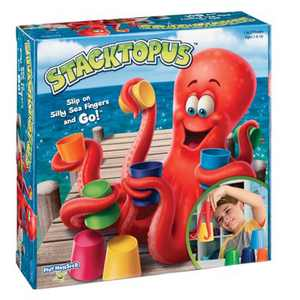 Stacktopus Game