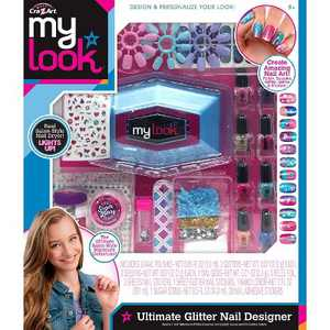 My Look Ultimate Glitter Nail Designer by Cra-Z-Art