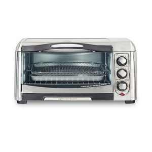 Hamilton Beach Air Fry Sure-Crisp Toaster Oven - 31323
