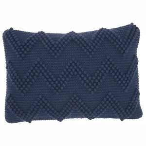 Nourison Large Chevron Life Styles Throw Pillow