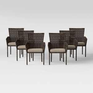 Monroe 6pk Patio Dining Chair - Threshold™