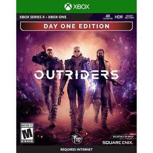 Outriders: Day One Edition  - Xbox One/Series X