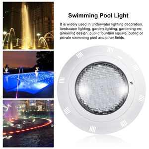 Mgaxyff Swimming Pool Bright Light,12V 360 LED RGB Multi-Color Underwater Swimming Pool Bright Light with Remote Control,LED RGB Swimming Pool Light