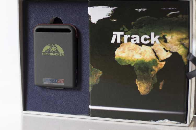 Mini Personal GPS Tracking Device Rechargeable Realtime Car Tracker Surveillance