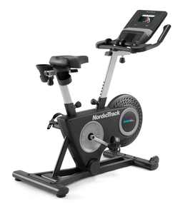 NordicTrack Studio Bike with 7 Smart HD Touchscreen and 30-Day iFIT Family Membership