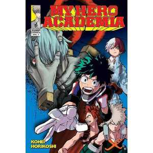 My Hero Academia, Vol. 3 - by Kohei Horikoshi (Paperback)
