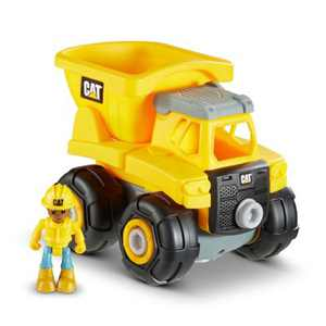 CAT Build Your Own Vehicle Junior Crew Dump Truck