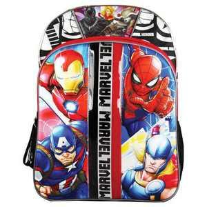 """Marvel Universe 16"""" Kids' Molded Backpack"""