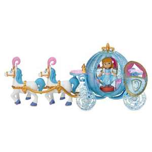 Cinderella Animators' Collection Littles Mini Figure Set - Disney store