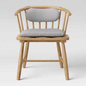 Cayce Wood Accent Chair Natural - Threshold™