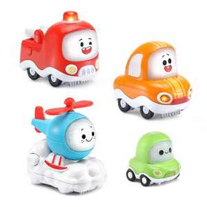 VTech Go! Go! Cory Carson SmartPoint Vehicles - Cory, Friends & Bonus Chrissy