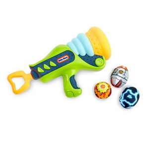 Little Tikes My First Mighty Blasters Boom Blaster With 3 Soft Power Pod