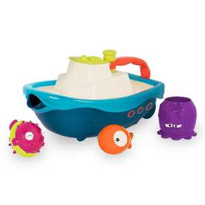 B. Toys Off The Hook Large Boat
