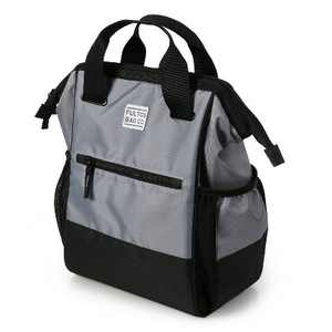 Fulton Bag Co Wide Mouth Cooler Tote - Griffin Gray
