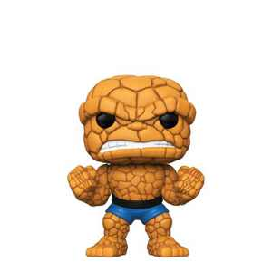 """Funko POP! Marvel: Fantastic Four - 10"""" The Thing (Target Exclusive)"""