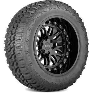 """""""Americus Rugged M/T Mud Terrain Tire - 35x12.50R17 121 Q LRE 10PLY"""""""