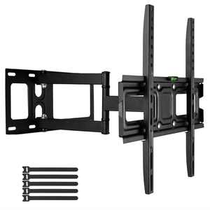 UBesGoo Full Motion TV wall mount Bracket 32 39 42 46 47 50 55 60 Inch LED LCD Flat Screen