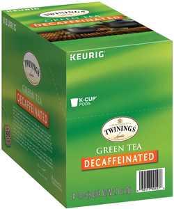 Twinings Green Tea Decaf Tea, Keurig K-Cup Pods TNA90557