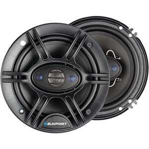 "Blaupunkt 6.5"" 360W 4-Way Coaxial Speakers (GTX650)"
