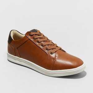 Men's Eddie Casual Sneakers - Goodfellow & Co Brown
