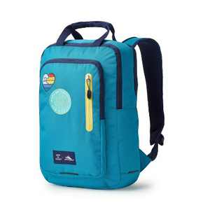 "High Sierra Life Is Good 17"" Mindie Backpack - Blue"