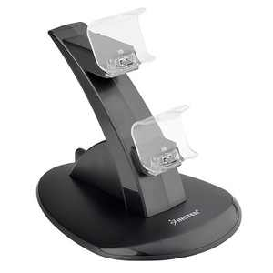 Insten Dual USB Charging Dock Station Charger Stand for Sony Playstation 4 PS4 Controller