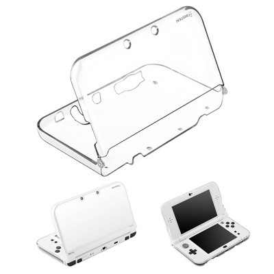 Insten TPU Rubber Candy Skin Clear Case Cover For Nintendo New 3DS LL/3DS XL