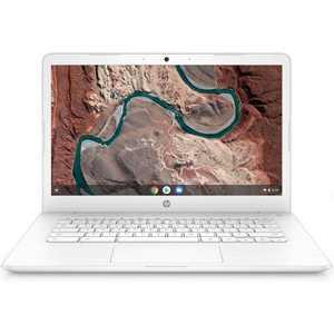 "HP 14"" Touchscreen Chromebook AMD A4 4GB RAM 32GB eMMC Snow White - AMD A4-9120C APU Dual-core - 100GB Google Drive - AMD Radeon R4 Graphics"