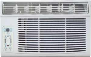 Commercial Cool 12,000 BTU Window Air Conditioner, White, with Remote Control