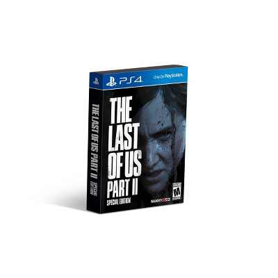 The Last of Us Part II: Special Edition - PlayStation 4