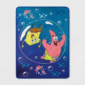 SpongeBob SquarePants Bubble Roll Throw