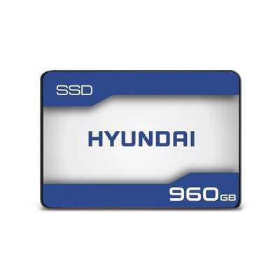 "Hyundai 960GB 3D NAND SATA III 2.5"" Internal SSD (C2S3T/960G)"