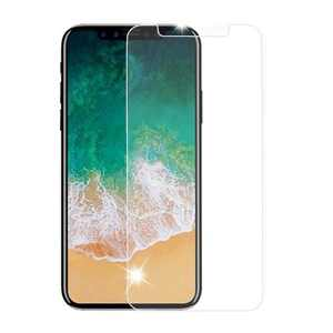 MYBAT Clear Tempered Glass LCD Screen Protector Film Cover For Apple iPhone X/XS