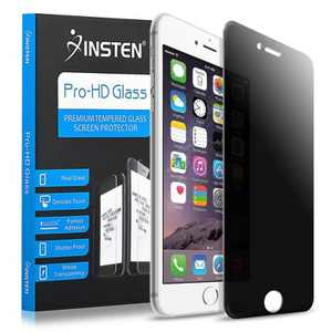 For iPhone 8 / 7 Protector, by Insten Privacy Filter Anti-Spy Tempered Glass Screen Protector For Apple iPhone 8 / 7 4.7 inch