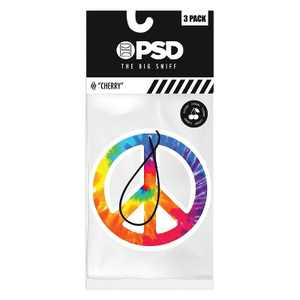 PSD Peace Sign Air Freshener