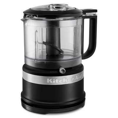 KitchenAid 3.5-Cup Food Chopper - Black Matte