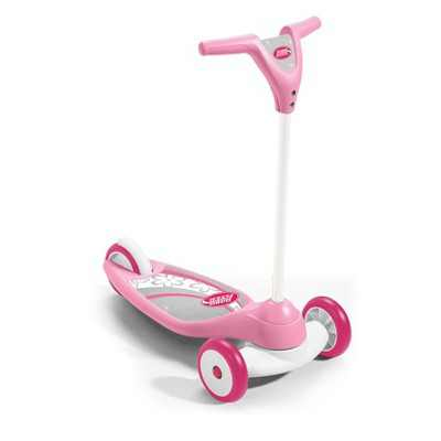 Radio Flyer 539PS My 1st Scooter 3 Wheel Sport Ages 2+ Kid Scooter, Pink