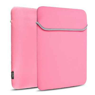 INSTEN Laptop Sleeve compatible with Apple MacBook Pro/Air 13-inch, Pink